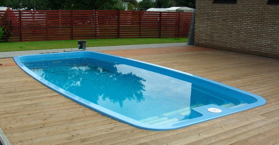 coque piscine enterree