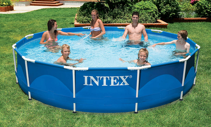 Comment bien choisir sa piscine tubulaire piscines et for Piscine intex tubulaire en solde
