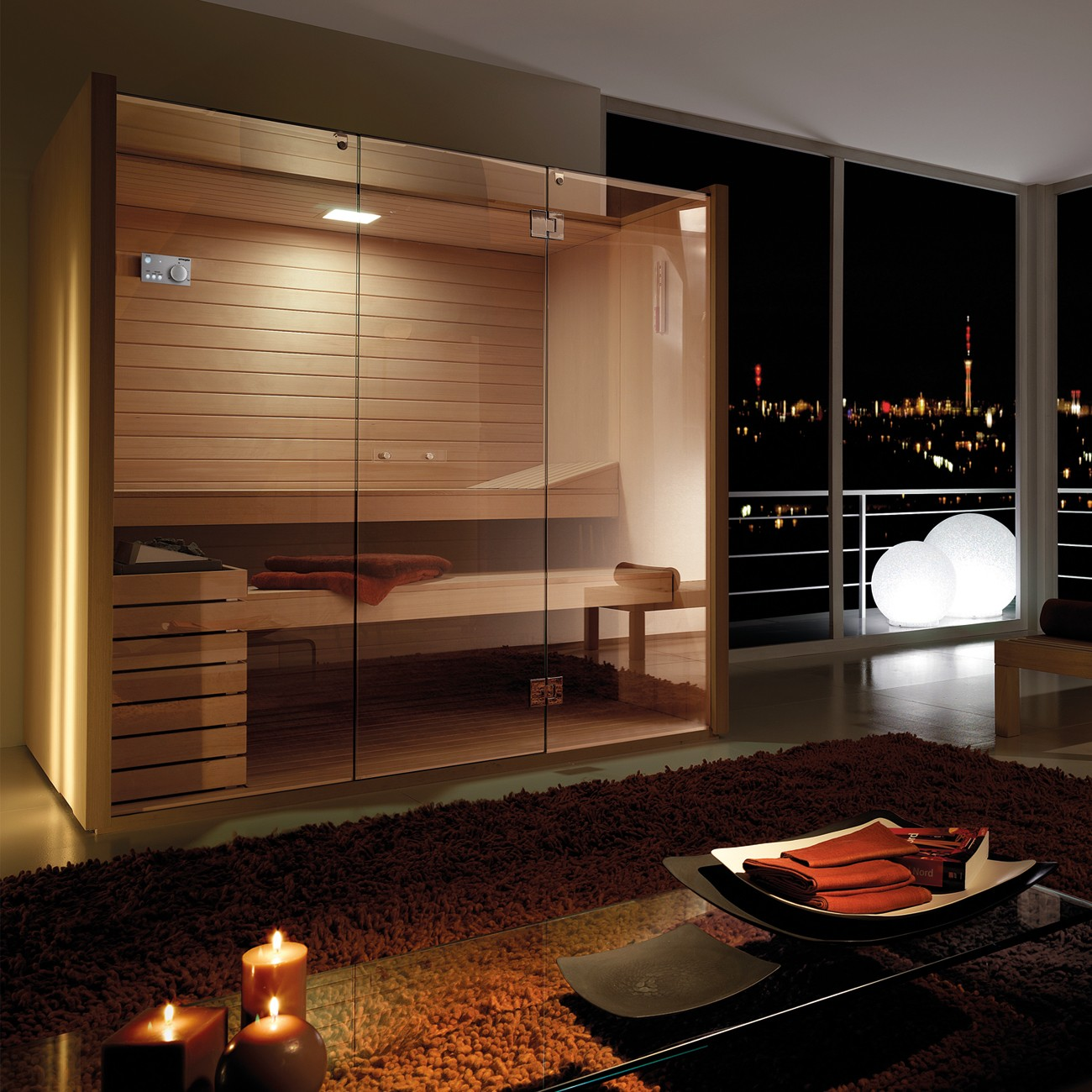 pourquoi avoir un sauna chez soi piscines et jacuzzi. Black Bedroom Furniture Sets. Home Design Ideas
